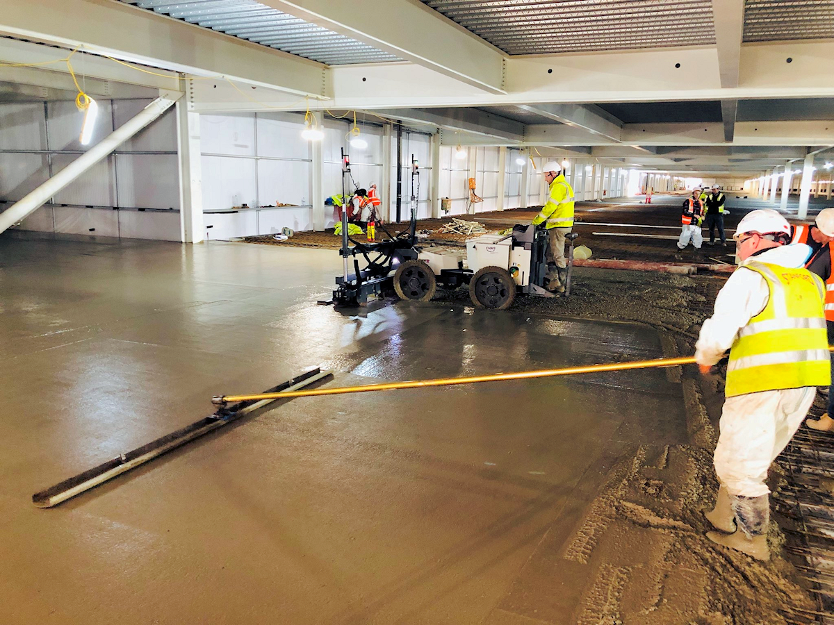 S-940 Laser Screed